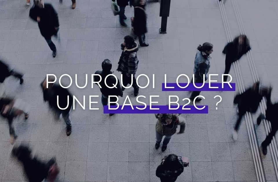 louer base de contacts B2C