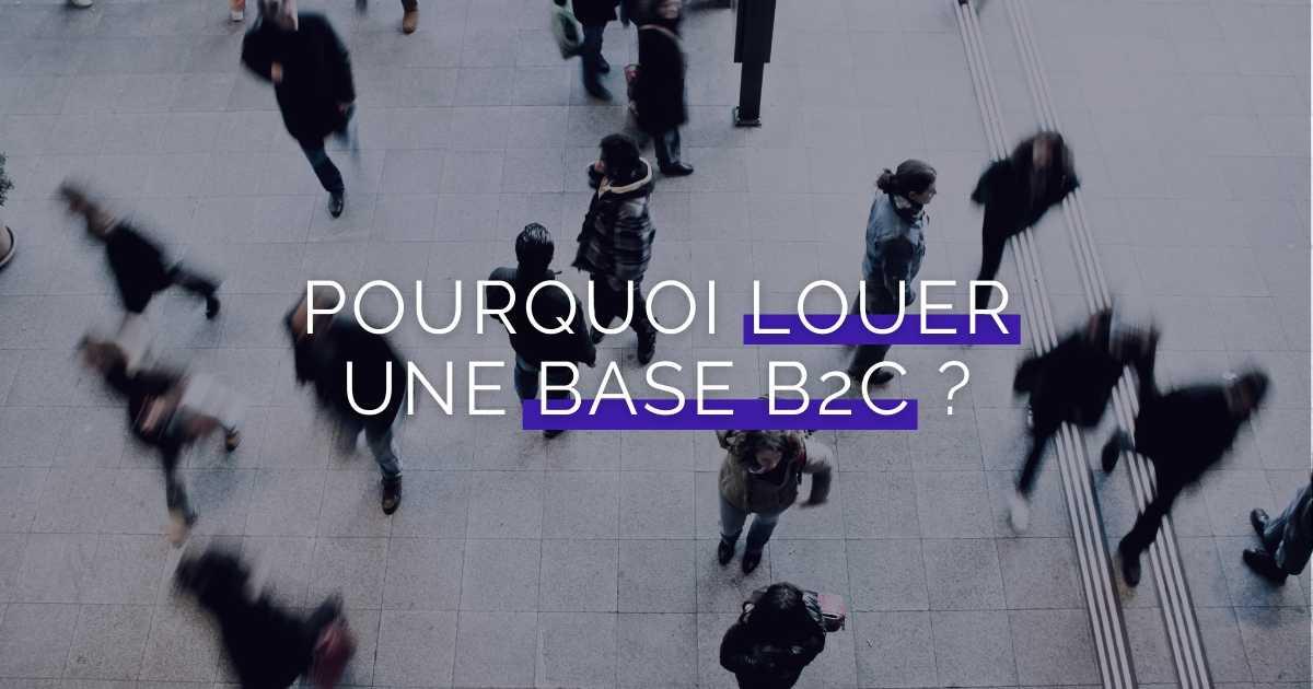 louer base de contacts B2C
